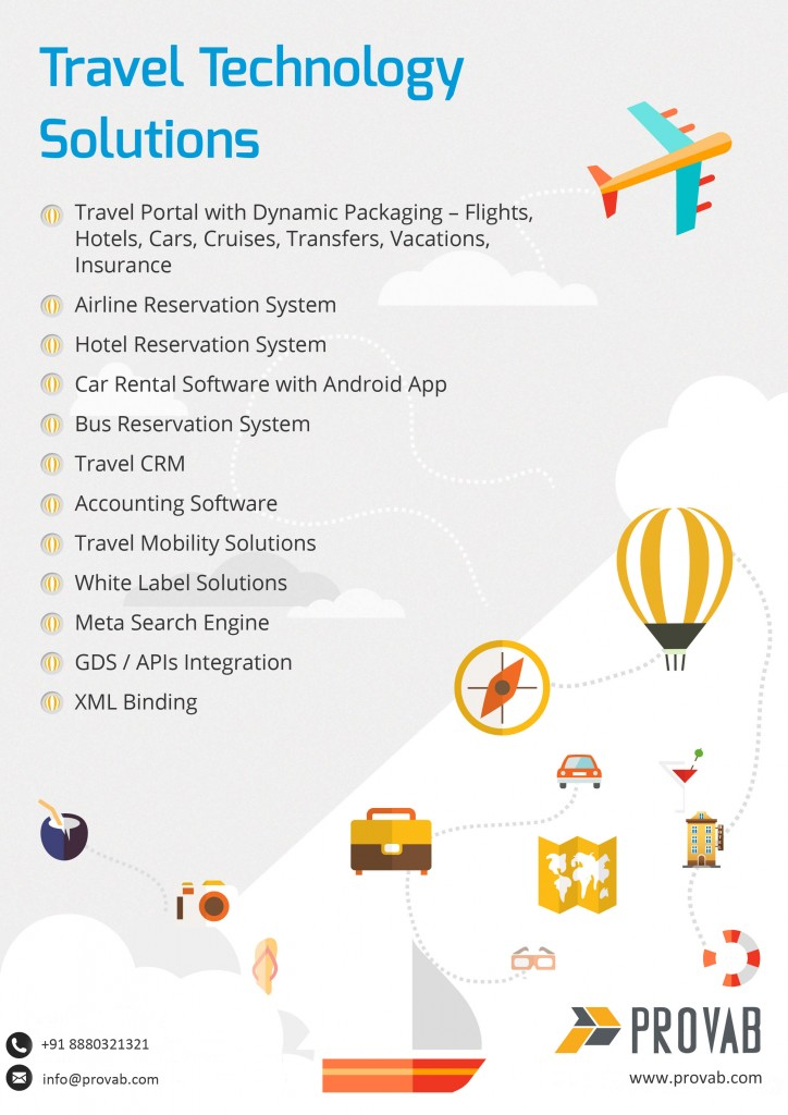 SEO based Travel Portal Development
