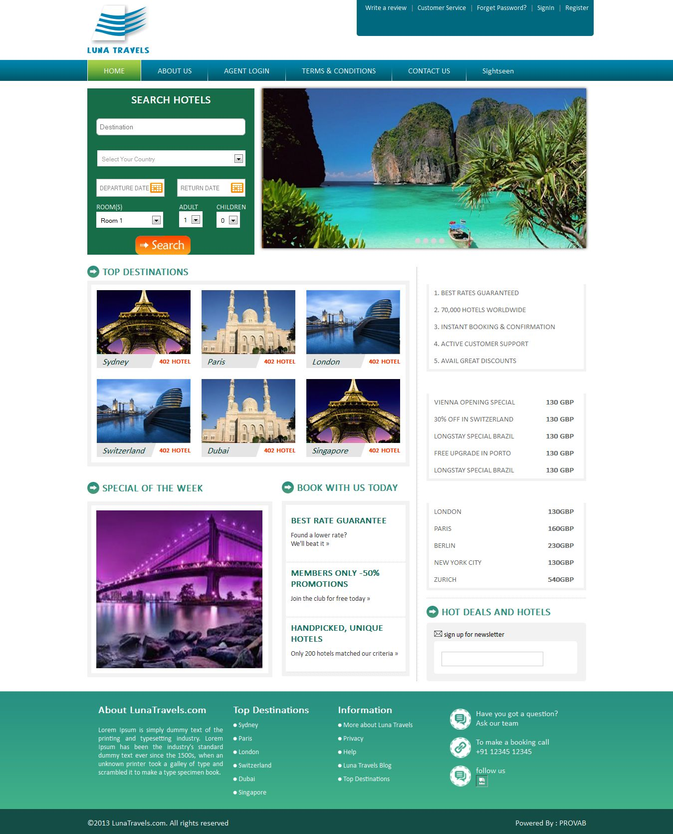 Why online hotel reservation system is a key component for