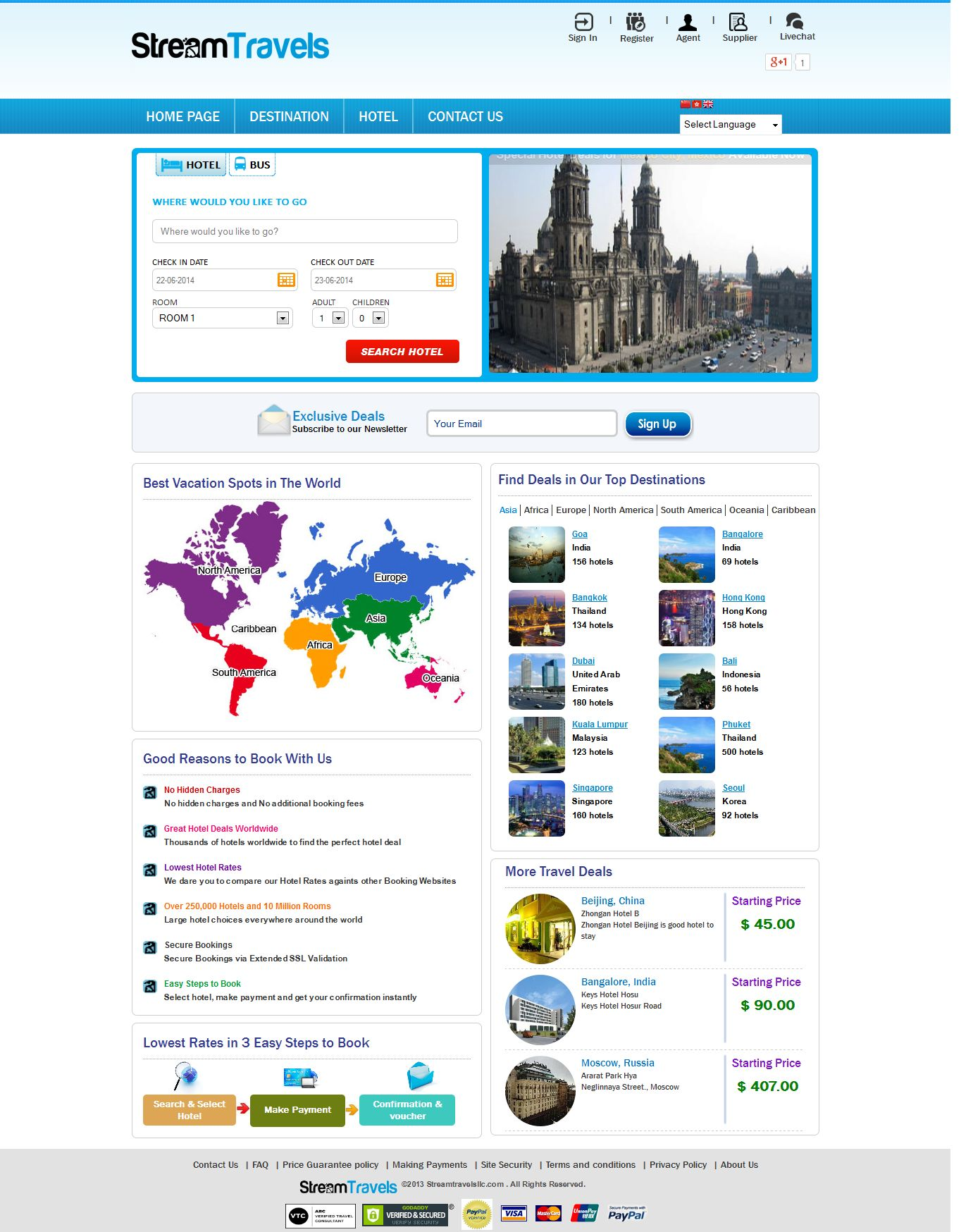 Booking Com Api Travel Agents