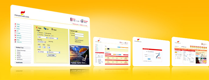 airline booking system project