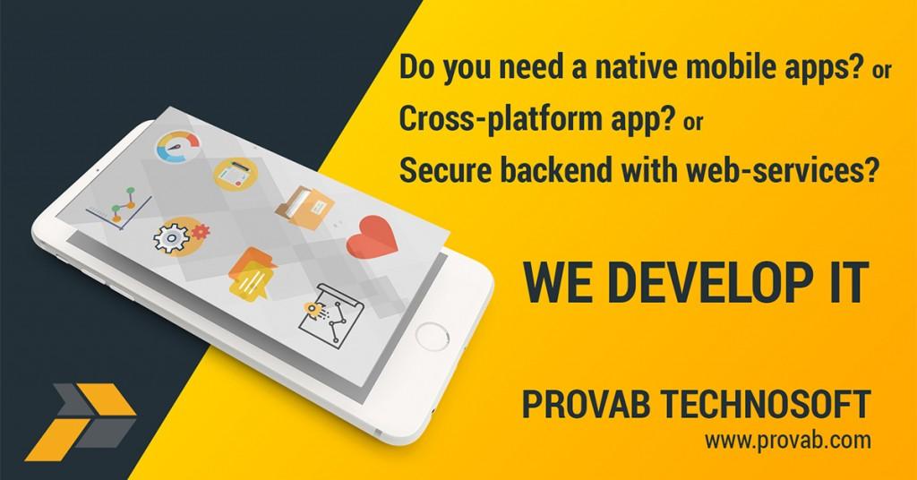 mobile app development trend india