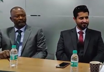 Mr. Naseer & Mr. Abu Faisal